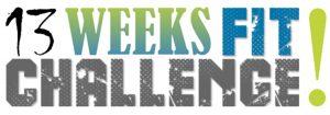 13 weeks fit challange